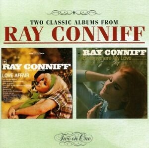 Ray-Conniff-Love-Affair-Somewhere-My-Love-New-CD-UK-Import
