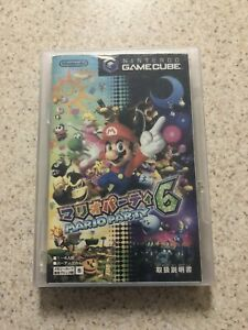 Mario-Party-6-Gamecube-Nintendo-GC-Japan-Import-US-Seller-TESTED