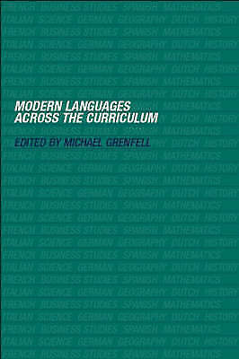 Modern Languages Across the Curriculum by