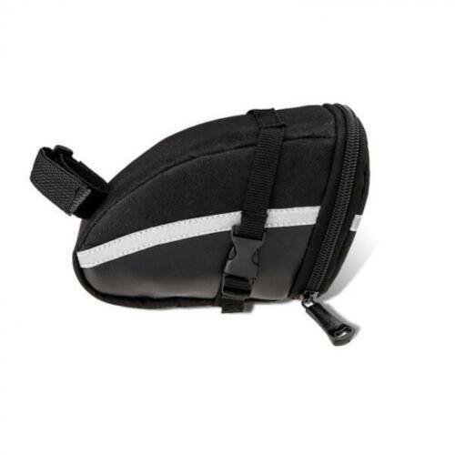 Bike Repair Tool Kits Bicycle Saddle Bag Seat Pack Tyre Tools Set Pouch