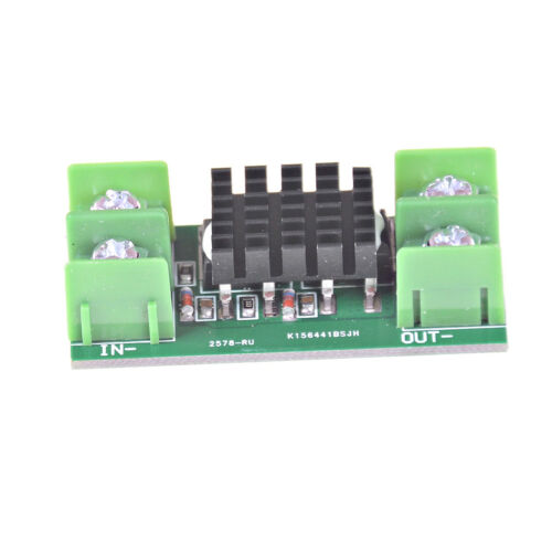 15A Solar Panel Anti Reverse Irrigation Ideal Diode Battery Charging Board Z0HWC