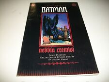 BATMAN NEBBIA CREMISI.MOENCH/JONES/BEATTY.BOB KANE.PLAY PRESS.LUGLIO 1999 OK!
