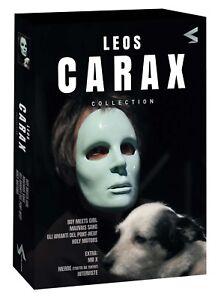 Leos-Carax-Cofanetto-5-Dvd-SOUND-MIRROR