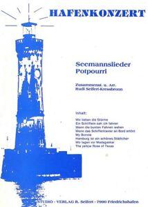 Hafenkonzert-8-Seemannslieder-Potpourri-u-a-My-Bonnie-Yellow-Rose-Madagaskar