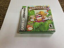 Wario Land 4 (Nintendo Game Boy Advance, 2001)