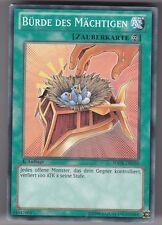 YU-GI-OH Bürde des Mächtigen Common SDOK-DE030