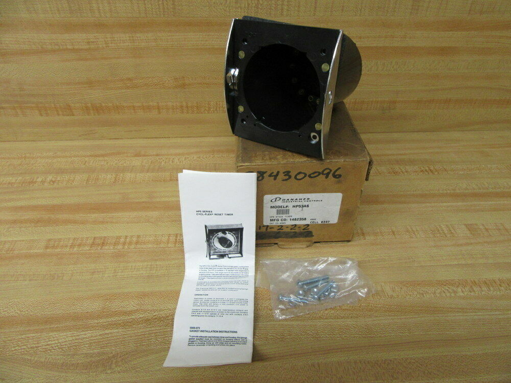 Danaher HP53A6 Reset Timer Enclosure Enclosure Only