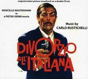 Carlo Rustichelli - Divorzio all'italiana - CD - Digitmovies