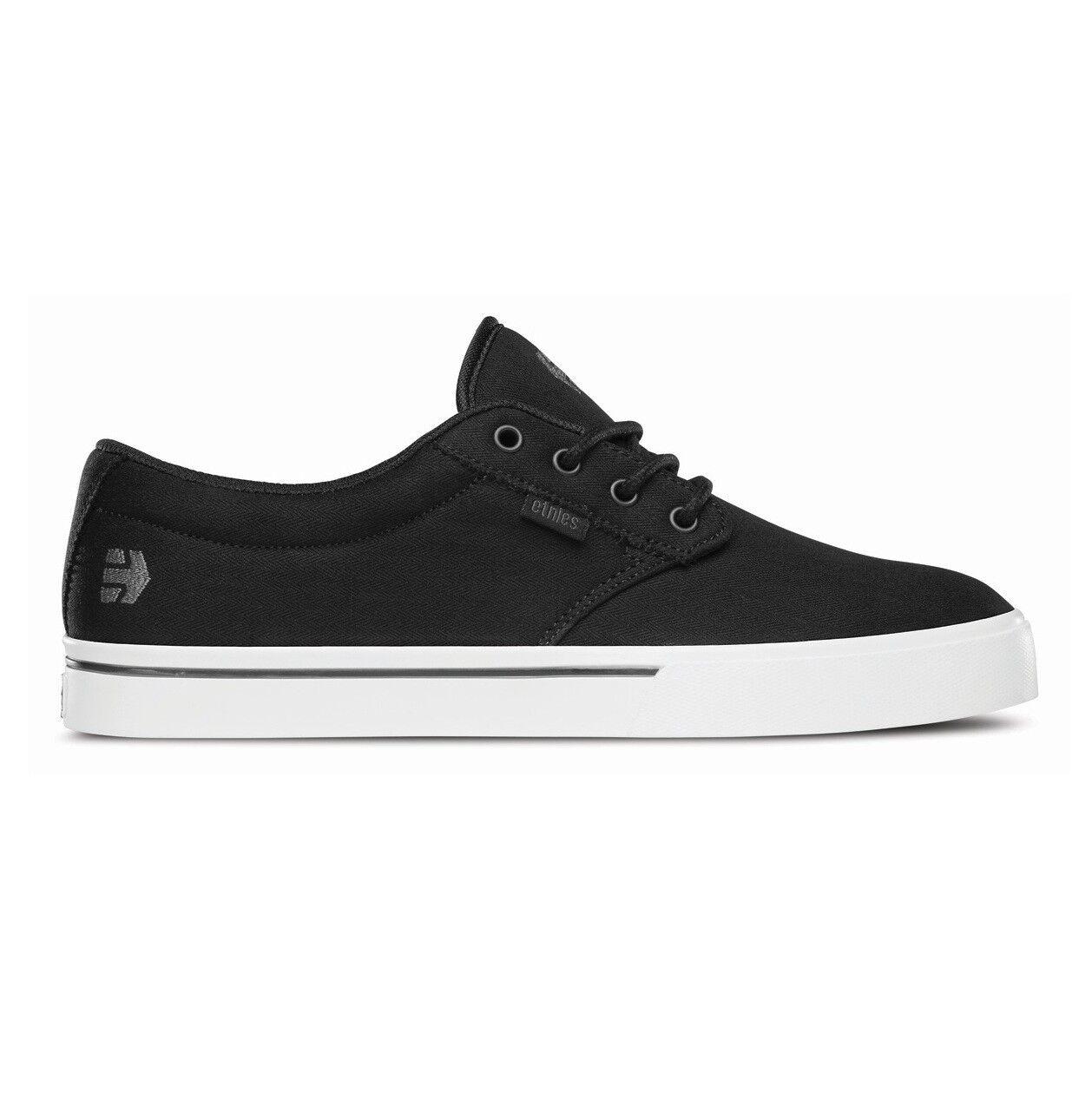 ETNIES Jameson 2 ECO Männer Schuhe schwarz Weiß Weiß Weiß gum 4101000323-979 c802f7