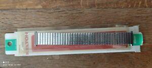 Bracelet Montre Extensible inox kelton 17,5mm/20mm
