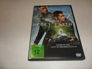 DVD  After Earth
