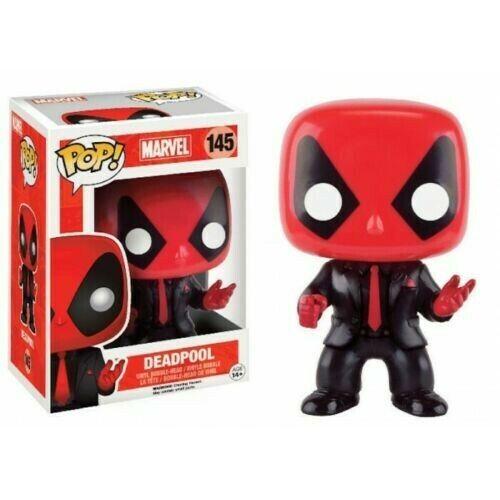 Funko Pop Marvel 145 Deadpool