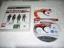 GIOCO SONY PLAYSTATION 3 OPERATION FLASHPOINT RED RIVER  - PS3