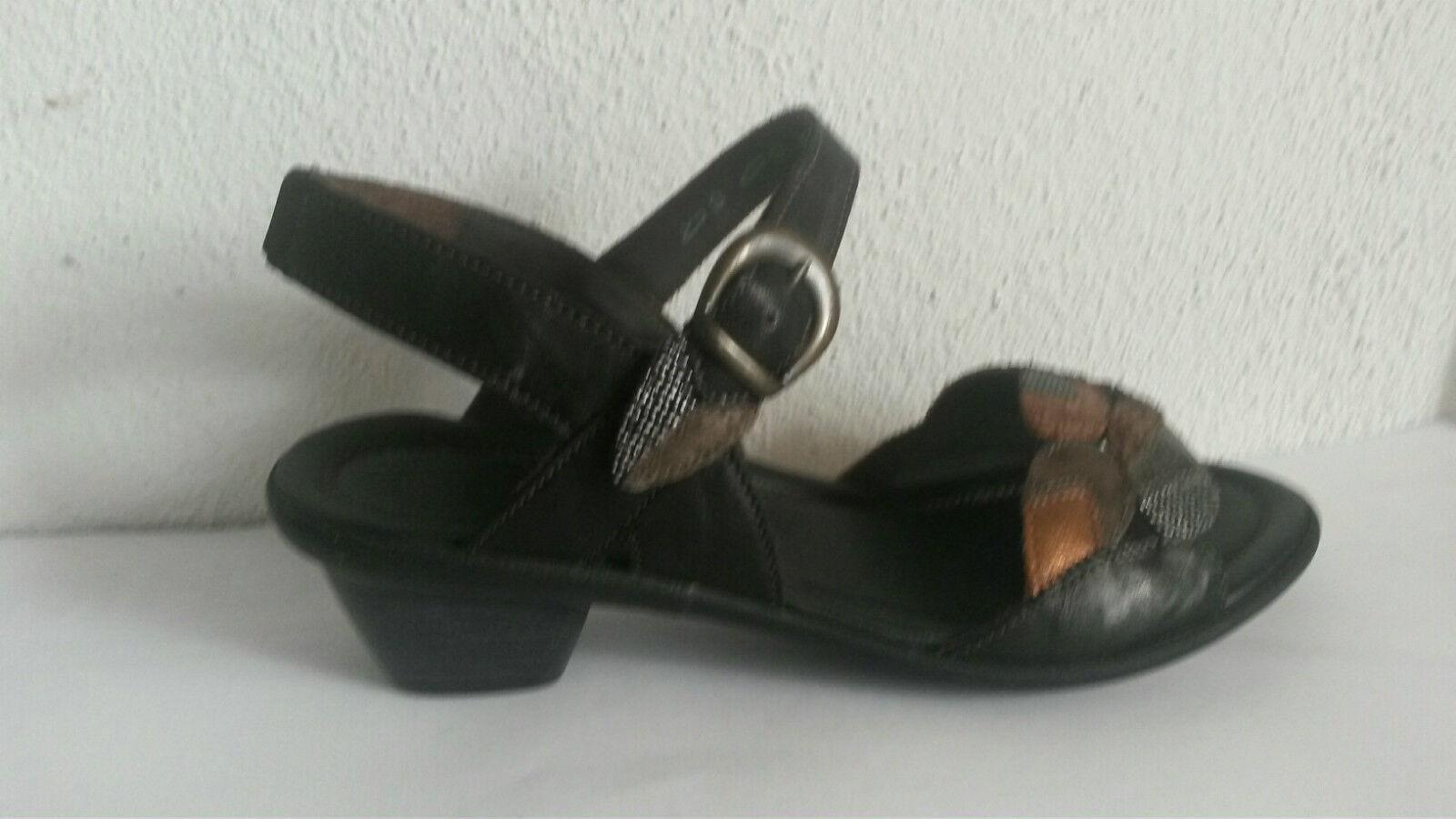 Think Think Think  chaussure Modèle Nanet ancien Soso Noir Combi f4dbf2