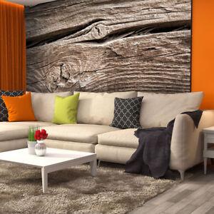 Details zu Fototapete Vlies Holz - Tapete Tapeten Fototapeten Fürs  Wohnzimmer FDB129