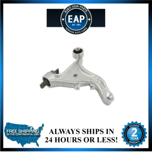 For 1999-2006 Volvo S80 2.5L 2.9L 5cyl 6 cyl Left Front Control Arm NEW