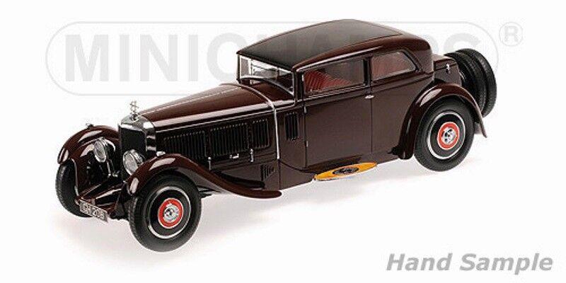 MINICHAMPS 107 139420 BENTLEY SIX SPEED CORSICA COUPE model car Ltd Ed 1 18th