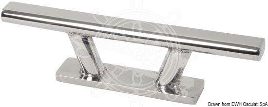 OSCULATI Nordik Klampe AISI316 hochglanzpoliert hochglanzpoliert AISI316 500 mm 736963