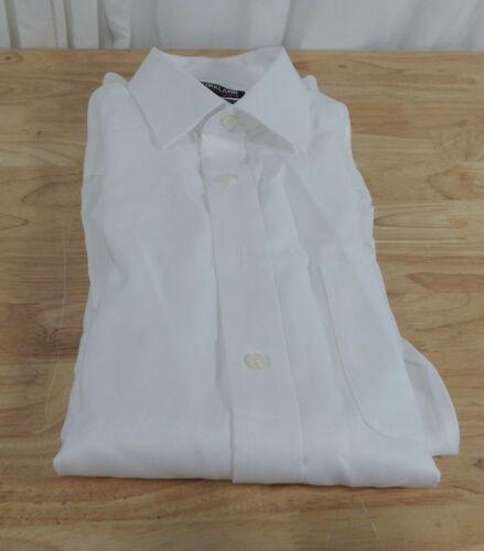 Used Men/'s Kirkland Signature Tailored Fit Button Down Dress Shirt
