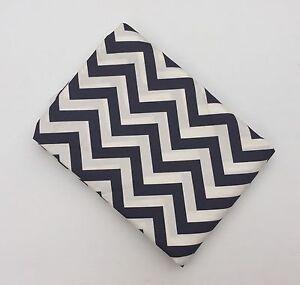 Indoor-Upholstery-Chevron-Zig-Zag-Fabric-in-Navy-Blue-amp-White-1-2-metre