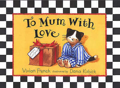 1 of 1 - New, To Mum with Love, French, Vivian, Book