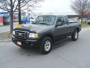 2008 Ford Ranger FX4 OFF ROAD / LEATHER SEATS
