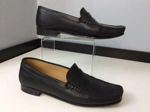 5 Heneage Size 38 Leathed Shipton Flats Vgc 5 5 Uk Black Scarpe x0HUnqX