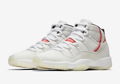 Nike Air Jordan Retro 11 Platinum Tint