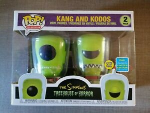 Funko-Pop-The-Simpsons-Kang-And-Kodos-GITD-2-Pack-SDCC-2019-Exclusive
