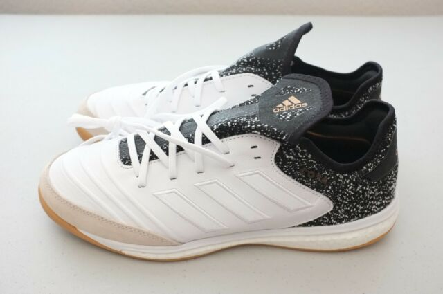 f8e3b53d48d NEW adidas Copa Tango 18.1 TR Soccer Shoes Boost White Black CP8997 Mens  Size 11