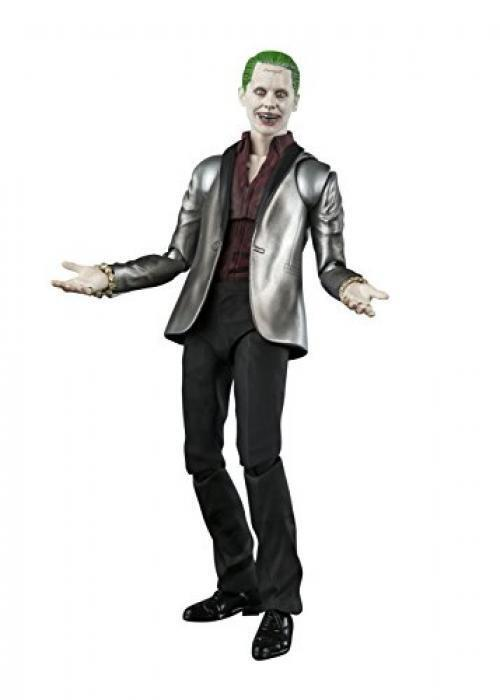 NEW S.H.Figuarts JOKER SUICIDE SQUAD Action Figure BANDAI  from Japan F/S