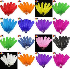 10-100pcs-13-Pur-Couleur-10-12-in-Turquie-plume-plumes-pour-fashion-Decorations