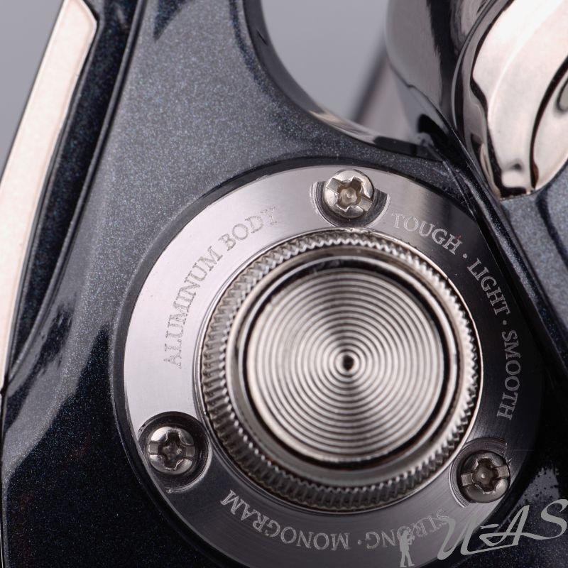 SPRO Monogram 4000FD Top Qualität Angelrolle Frontbremse 7 KL KL KL Aluminium Spule 8852f6