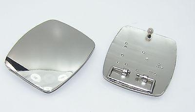 WunderschöNen 1 Schließe Gürtelschnalle Schnalle 4,0 Cm Silber Rostfrei 00.109/738 Eine GroßE Auswahl An Farben Und Designs