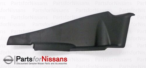 GENUINE NISSAN 2007-2012 ALTIMA DRIVERS LH COWL EXTENSION TRIM COVER NEW OEM