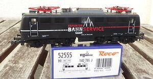 ROCO-52555-h0-Elektrolokomotive-BR-140-789-9-Erfurter-bahnservice-DSS-epoque-6