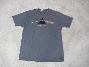 Pink-Floyd-Dark-Side-Of-The-Moon-Concert-Shirt-Adult-Large-Gray-Black-Tour-Men