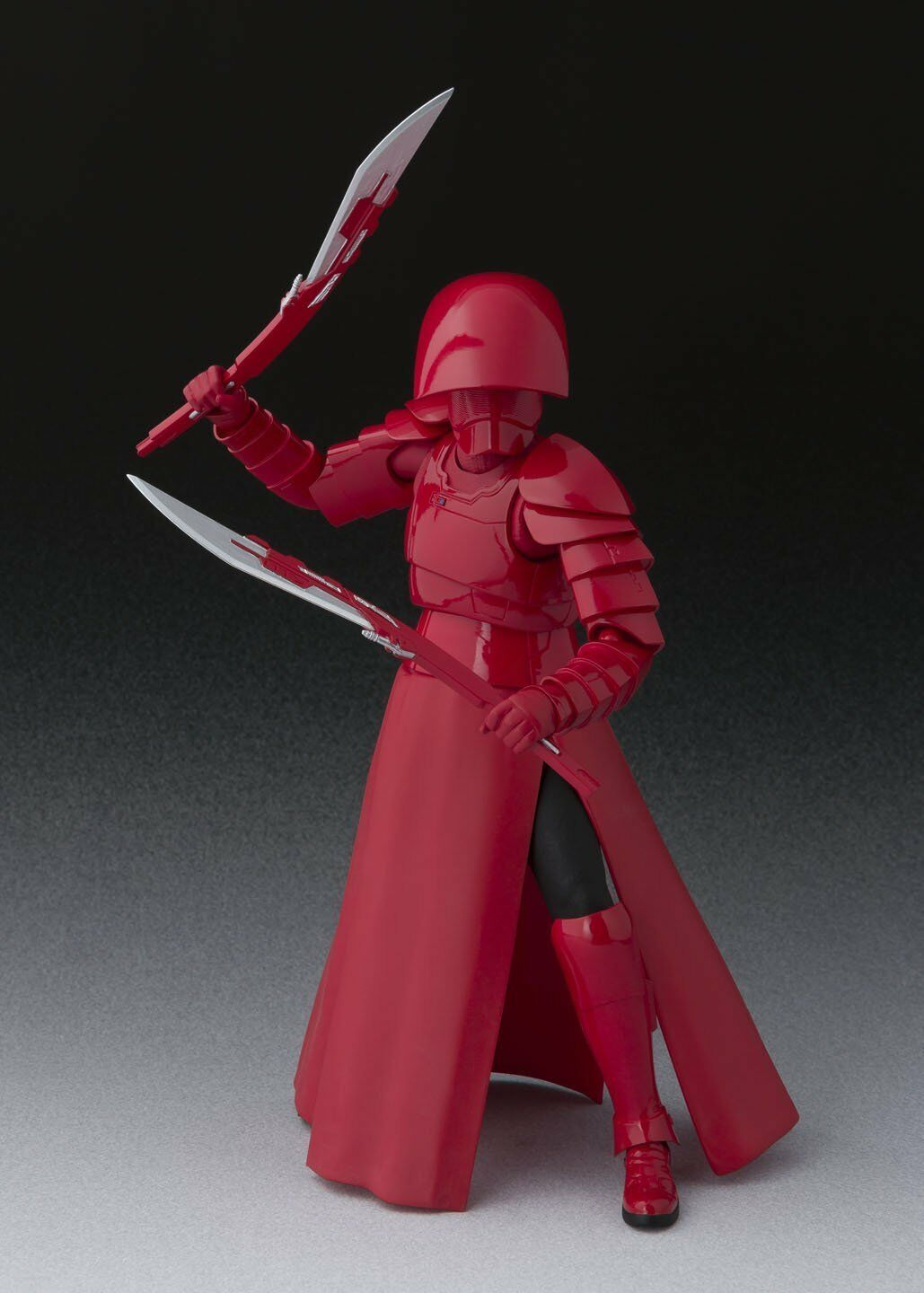 Japan Figure Bandai S. H. Figuarts Star Wars Elite Praetorian Guard Double Blade