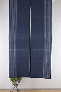 NOREN-giapponese-per-tende-uscio-Blu-Indaco-Blu-Scuro-10-223-85x170cm-F-S-dal-Giappone