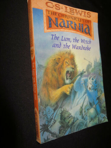 1 of 1 - C S LEWIS The Chronicles of Narnia: The Lion, The Witch and the Wardrobe PB1980