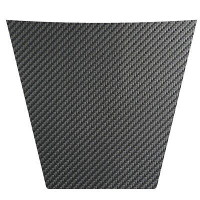 16 17 18 19 Honda Pioneer 1000 Solid Black Carbon Fiber Hood Decal Graphic