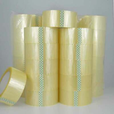 """24 ROLLS 2/"""" X 330/' CLEAR SEALING PACKING PACKAGING TAPE"""