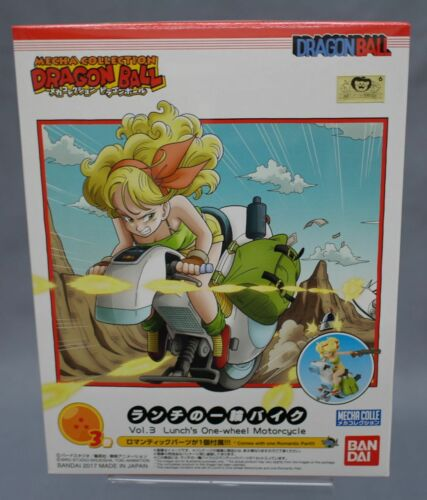 Mecha Collection Dragon Ball Vol.3 Lunch/'s wheel Motorcycle Bandai Japan NEW ***