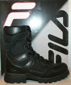 4dc9ea5a1c Details about Mens Fila STORMER Military Tactical Law Enforcement Slip  Resistant Work Boots
