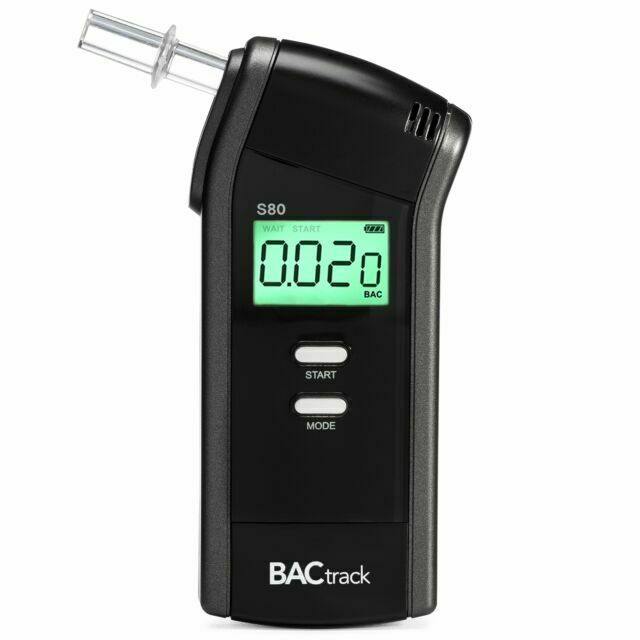 BACtrack S80 Breathalyzer Professional-Grade Accuracy DOT &