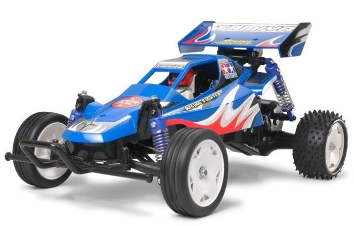 Tamiya 1 10 Rising Fighter 2WD RC Kit