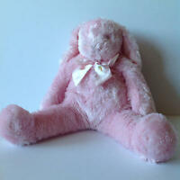 Bunnies By The Bay Goodness Gracious Bunny Rabbit Pink 204113