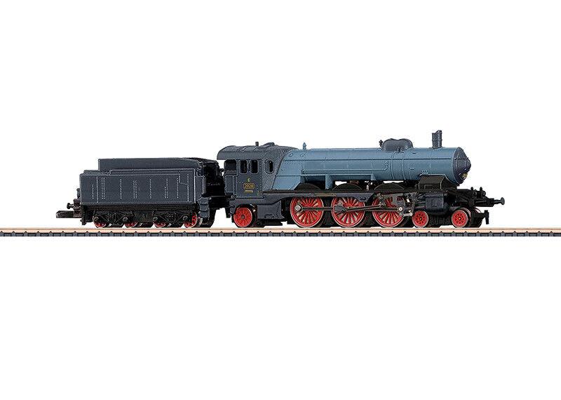 Märklin Z 88185 Schnellzug-Dampflokomotive mit Schlepptender Klasse C Neuware