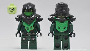 Details About Ninjago Ninja Mini Figure Toy Lloyd Morro Evil Green Ninja Fit Lego