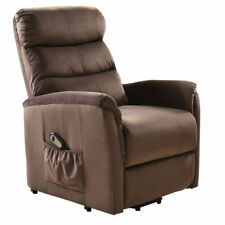 Electric Lift Chair Recliner Reclining Chair Remote Living Room Furniture New